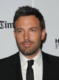 Ben Affleck stepped out for the LA gala.