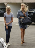 Reese Witherspoon went to lunch with Ava.