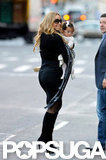 Mariah Carey spent some time off from American Idol with her daughter, Monroe Cannon.