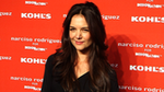 Video: Katie Holmes Has a Rare Night Out to Support a Pal