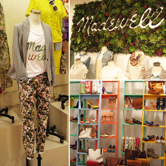 First Look! Madewell Spring '13 Continues Its Cool-Girl Domination