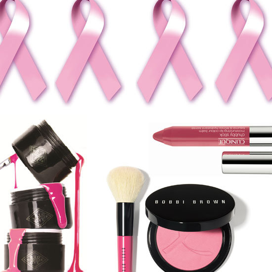 Beauty With a Cause: A Pink Ribbon Colour Story