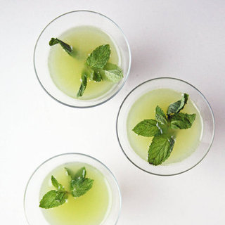 Celery Southside Cocktail Recipe