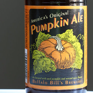 Buffalo Bill's Brewery America's Original Pumpkin Ale
