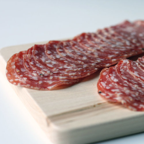 Columbus Farm to Fork Salame Taste Test