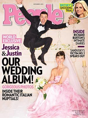 See Justin and Jessica's Wedding Photo!