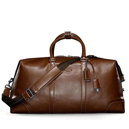 weekend bag: