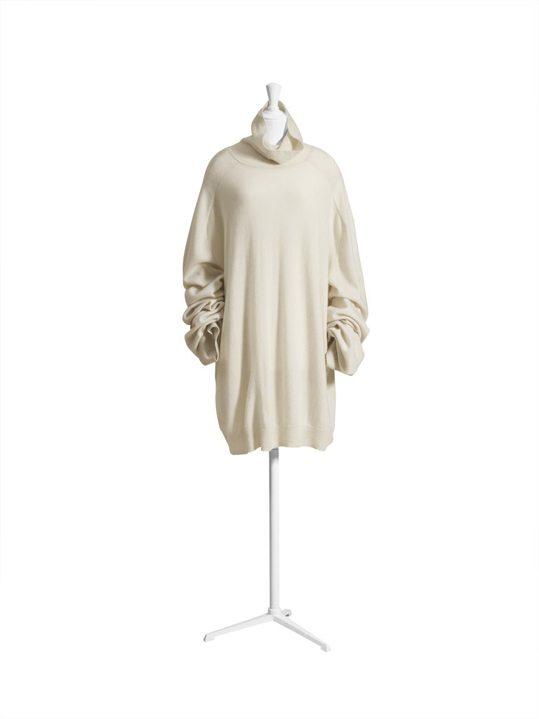Oversize turtleneck ($149)