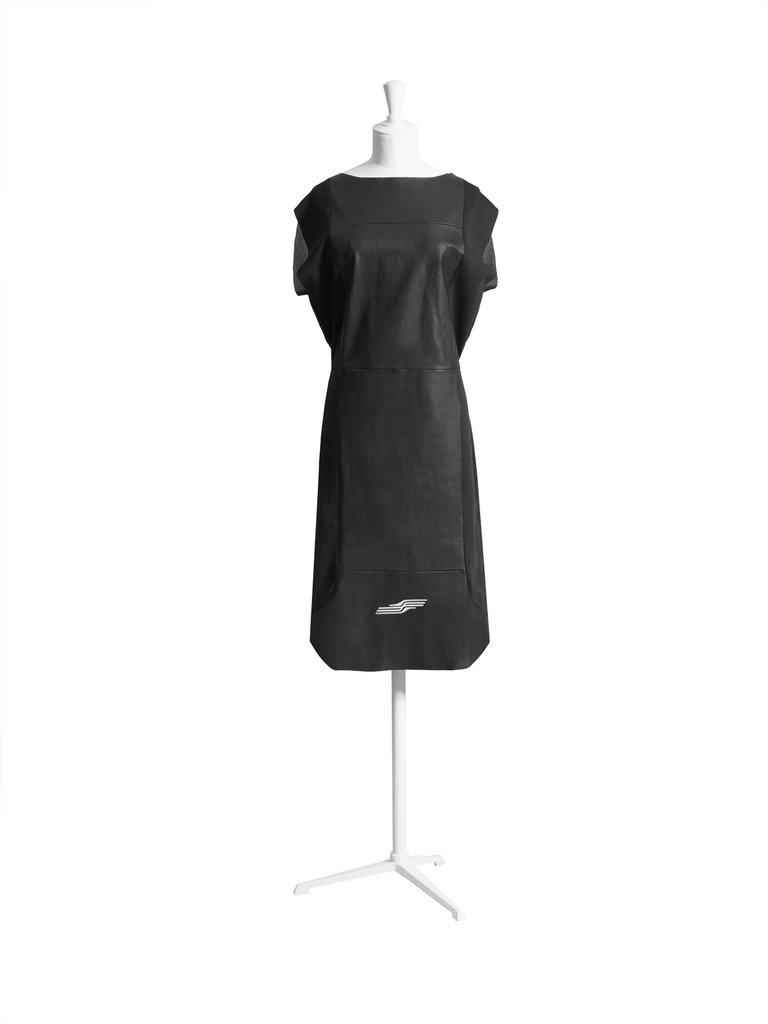 Car seat cover dress ($349)