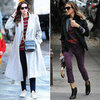 Sarah Jessica Parker Street Style | Oct. 24, 2012