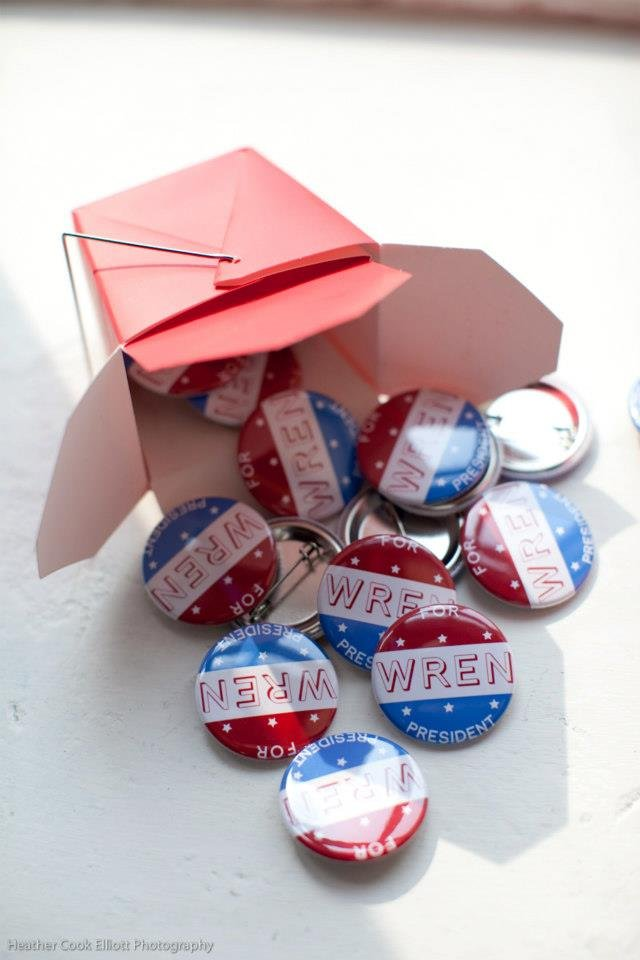 Campaign Buttons