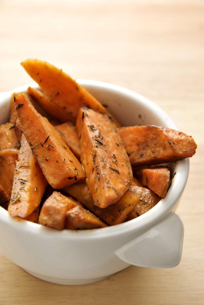 Get Sweet on Potatoes