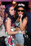 Rihanna and Katy Perry