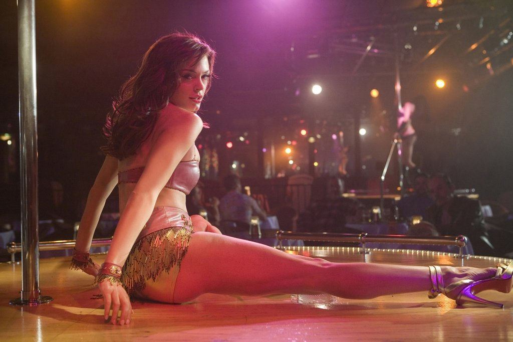 Rose McGowan as Cherry Darling in Grindhouse, 2007