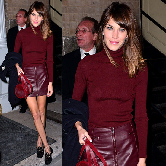 32 best images about The Red Leather Skirt on Pinterest | Kim ...