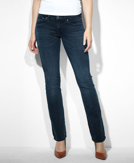 Levis Bootcut Skinny Jeans