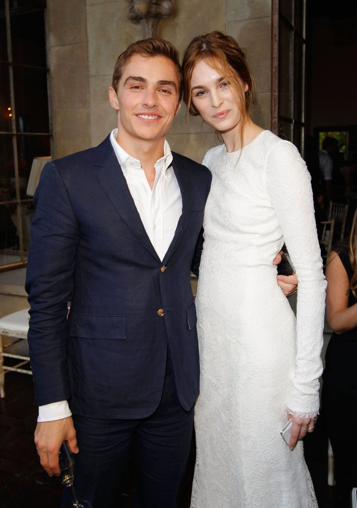 Dave Franco and Laura Love