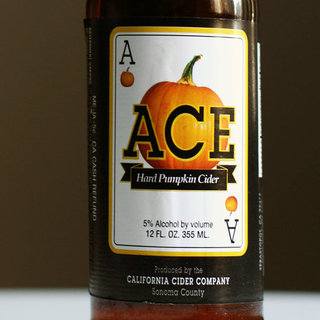 Ace Hard Pumpkin Cider Review