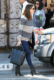 Ben Affleck and Jennifer Garner Dress Up For Date Night