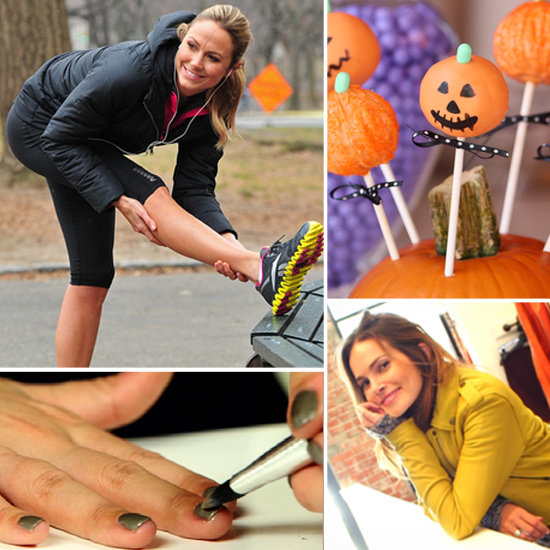 Quick Fixes For Chipped Nails & Stacy Keibler's Fitness Tips: The Best of PopSugarTV This Week!