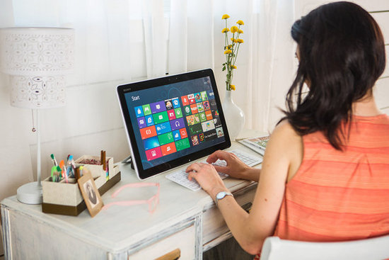 Windows 8 and Surface Debut