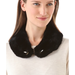 Don this simple Kelly Wearstler Fido Fur Collar ($295) with a silky white blouse and tapered black trousers for a new twist on office dressing.
