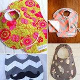 9 Absolutely Beautiful Handmade Bibs From Etsy