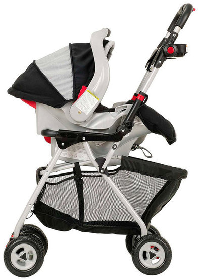 Buy Now: An Infant Travel System