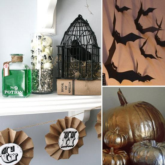 Diy halloween decorations popsugar home - Halloween decorations diy ...
