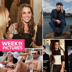 Celeb Pics: Rob Pattinson, Kristen Stewart, Kate Middleton