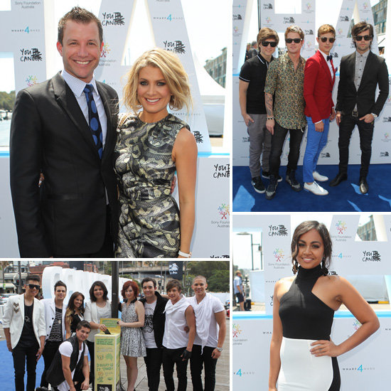 Aussie Stars Join Forces For a Good Cause at Sony Foundation's Wharf4Ward