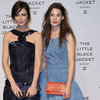 Celebrities at the Sydney Chanel Little Black Jacket Exhibit