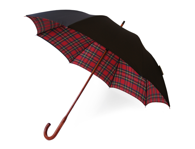 If you're past the point of losing your umbrella every time you leave the house, we think it's time to make an investment. And this tartan London Undercover umbrella ($105) is just the thing. It's classic, chic, and fills our plaid-obsession void without inundating you with the print.