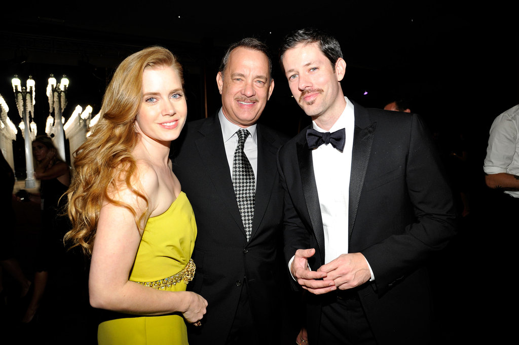 Amy Adams, Tom Hanks & Darren Le Gallo