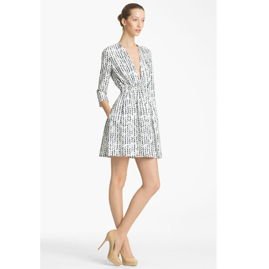 Print dress, approx $1386, Thakoon from Nordstrom.
