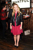 Kristen Bell attended the Wantful: The Art of Giving event at The Eveleigh in LA.
