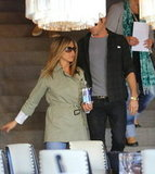 Jennifer and Justin Shop For Their New LA Home