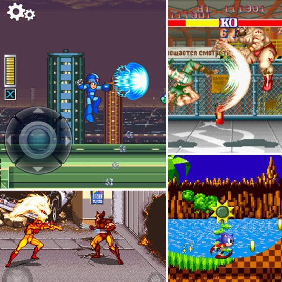 Wreck-It: 12 Retro Video Games For iOS