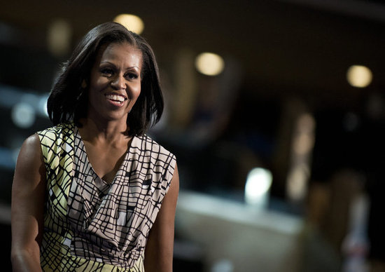 "Michelle Obama: ""There Is So Much on the Line For Us Women"""
