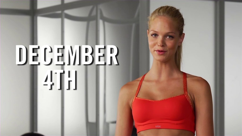 Victoria's Secret Workout: Core Exercises With Trainer Justin Gelband