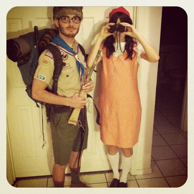 Moonrise Kingdom, Sam &amp; Suzy