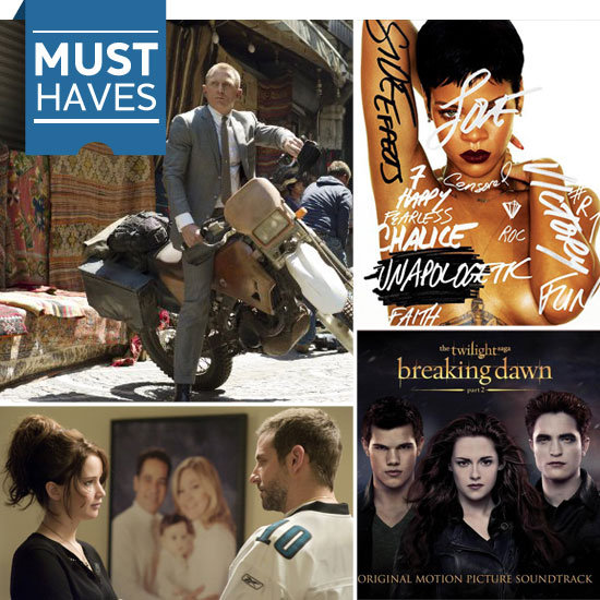 Editors' Picks: Entertainment Must Haves For November