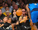 David Beckham Helps Open the Lakers Season With Zac, Katy and More