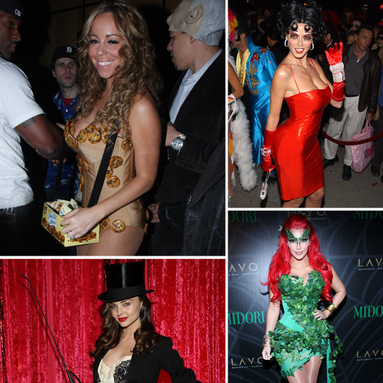 All the Sexiest Celebrity Halloween Costumes