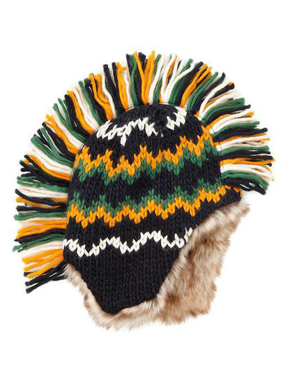 Gap Knit Mohawk Hat