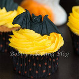 Happy Halloween Cupcakes