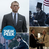 Movie Sneak Peek: Skyfall and Lincoln