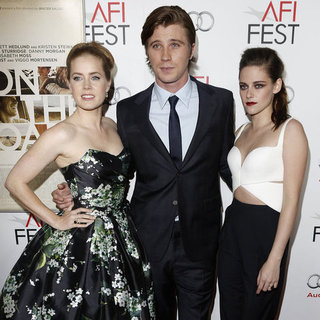 Kristen Stewart Pictures at On the Road Screening AFI Fest