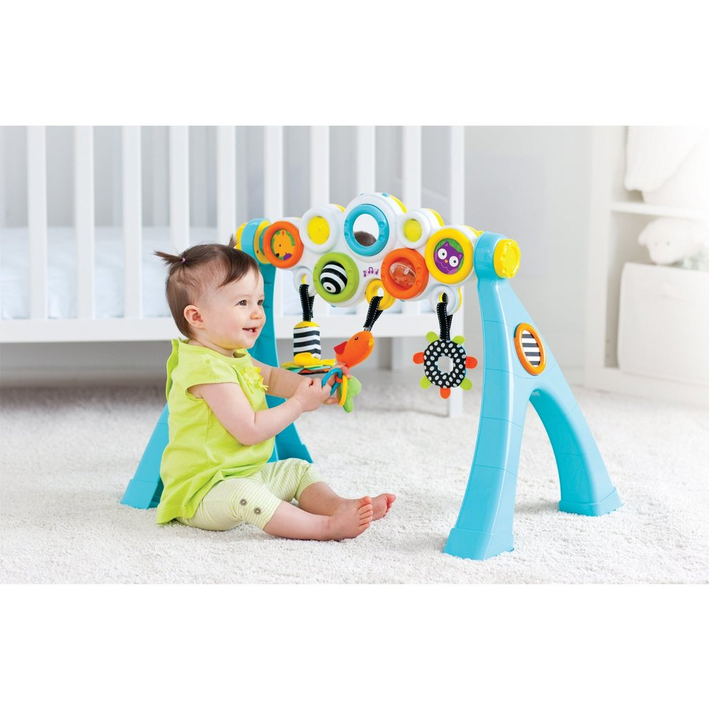 For Infants: Infantino Pop & Play Pop and Swap Gym