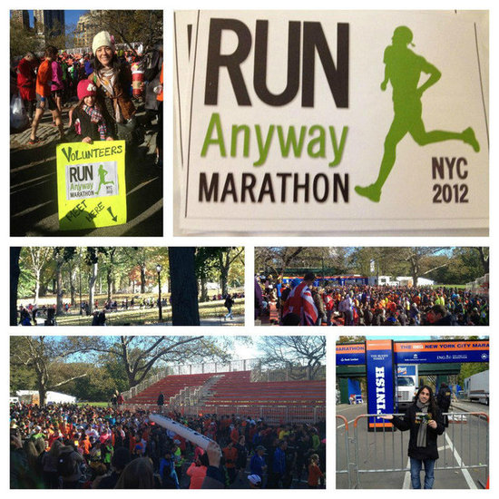 How NYC Runners Spent Marathon Sunday For the Greater Good